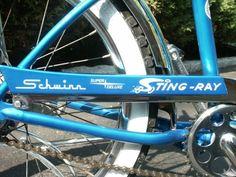 Vintage Schwinn Bikes, Vintage Bicycles, Stingrays, Old Bicycle, Cool Bicycles, Bike Parts, Bicycle Design, Childhood Toys, Old Toys