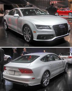 woowww, you are a beautyy! Can't wait to have you someday! Audi A7   2013