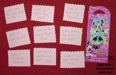 We're on the home stretch! Today's Simple Way is to create a Scavenger Hunt for someone you care about. For this Scavenger Hunt, I made and color-coded clues for my sweet kids. The first clue was found in their '14 Days of Valentines' Mailboxesand they raced all over the house to follow their nine clues. …