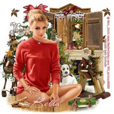 Carmen designs: Wishing Xmas