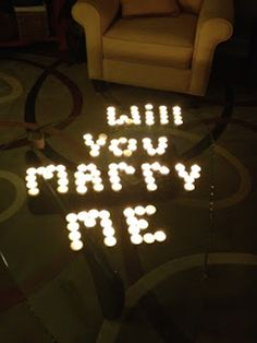 10 Romantic Ways To Propose Your Girlfriend