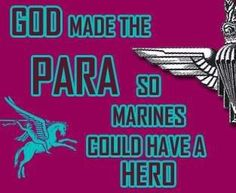 God made the Para