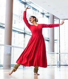 Parul Gupta, Kathak dancer. I hope someday to look as graceful as this woman! #Kathak  #indiandance #dance