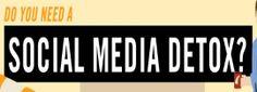 social media detox | Do You Need a Social Media Detox? [infographic] « lalawag