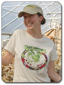 High Mowing Seeds Organic Cotton T-shirt