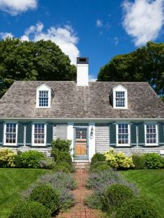 Landscaping for your Cape Cod Style home