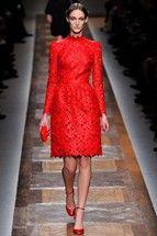 Valentino Autumn/Winter 2012-13 Paris - Ready-To-Wear