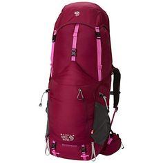 Mountain Hardwear Ozonic 58 Outdry Womens Backpack 2015,