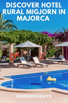 Gorgeous Finca In Majorca With Luxury Apartments & Stunning Swimming Pool. 5 Mins From One Of Majorca's Best Beaches! #babyfriendly #toddlerfriendly