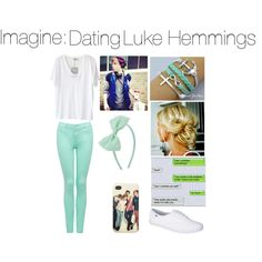 Imagine: Dating Luke Hemmings 5sos Outfits, Date Outfits, 5sos Preferences, 5sos Imagines, Dating Simulator, Date Outfit Summer, Meet Local Singles, Single Mom Quotes, Summer Dream