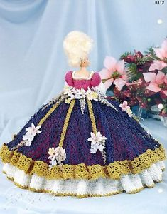 Poinsettia Annie's Glorious Gowns Flower Garden Collection Crochet Patterns | eBay