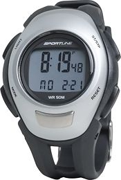 Sportline - SOLO 905 Men's Heart Rate Monitor - Black in Week of November 25, 2012 from Best Buy on shop.CatalogSpree.com, my personal digital mall.