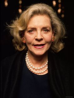 Miss Aida Marino - No one else could play her but the devastatingly sexy Lauren Bacall