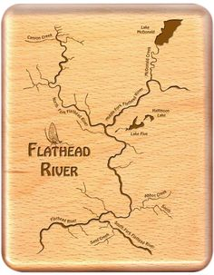 63 Best Montana River Map Fly Boxes images