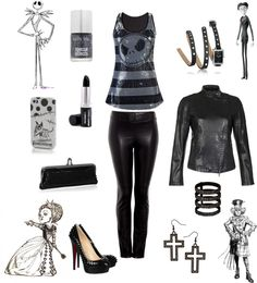 """""""Tim Burton"""" by ana-isabel-figueira on Polyvore"""