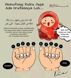how mani pedi in islam Quran Quotes Inspirational, Islamic Love Quotes, Muslim Quotes, Hijrah Islam, Doa Islam, Prayer Verses, Quran Verses, Anime Muslim, Religion Quotes