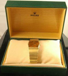 RARE VINTAGE MENS WIND UP ROLEX GENEVE CELLINI WRISTWATCH - http://menswomenswatches.com/rare-vintage-mens-wind-up-rolex-geneve-cellini-wristwatch/ COMMENT.