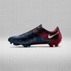 Nice football boots