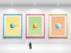 Gelato System by Tom Jueris, via Behance