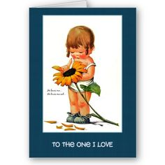 To the One I Love. Cards