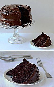 Шоколаднейший из всех тортов | Вкуснолог...