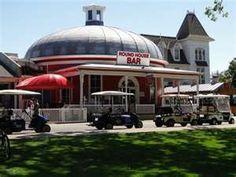 "Round House Bar: Because every day above ground is a goooooooood day!--Mike ""Mad Dog"" Adams"