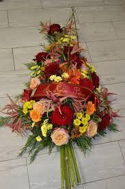 """Résultat de recherche d'images pour """"decoration florale  deuil  gerbe"""""""