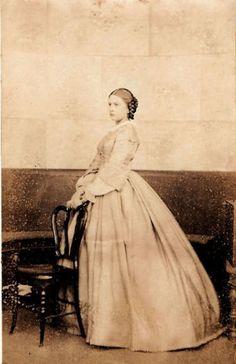 Her Royal Highness The Princess of Hohenzollern Sigmaringen (1845-1913) née Her Royal Highness Infanta Antónia of Portugal