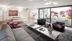 moderne wohnzimmer couch 28 moderne interior designs mit energiesparenden arco bogen stehlampen moderne wohnzimmer couch