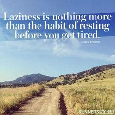 """Laziness can be a HUGE hurdle for most, including myself, to get over and usually eliminates any chance of achieving our goals & dreams.  But always remind yourself of a quote my awesome partner, 5LINX Platinum Senior VP Dwayne Johnson shared with me 4 years ago:  """"Everyone suffers from 1 of 2 pains: The pain of Discipline, or the pain of Regret"""" As we get older, and think back about what might have been, I think you can guess which truly hurts more  - JB www.IMAGNLife.com #chooseone…"""