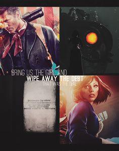 Bioshock Game, Bioshock Series, Bioshock Infinite, Columbia, Video Games, Movie Posters, Fictional Characters, Videogames, Film Poster