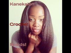 Yes, These Are Crochet Braids!  | 100% Kanekalon (+playlist)
