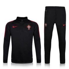 Nike Portugal Tracksuit Represent your country in this Nike Portugal tracksuit, in a lightweight construction, long sleeves, a quarter zip fastening and thumb h Foot Portugal, Manchester City, Cristiano Ronaldo, Short Socks, Jersey Shorts, Fashion Studio, Wetsuit, Moda Masculina, Sweatshirts