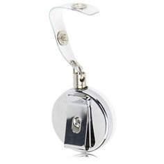 A Metal Retractable Badge Reel With Clip is the perfect gift to give to clients. With features such as round shaped, built-in high elastic spring, retractable, snap strap, metal clip, up to 900MM expansion and useful for badge holding, holding keys, they will know that you value and appreciate their business and will increase the chance of repeat business. More Info: http://avonpromo.com/metal-retractable-badge-reel-with-clip-p-9339.html