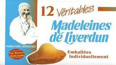 Les délicieuses madeleines de Liverdun (54, France)