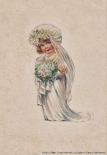Коллекция картинок: Очаровательные карапузы. Открытки Charles Twelvetr...