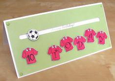 football spinner card