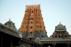 Architettura Hindu a Chennai, Tamil Nadu #India con @C_Journeys_it