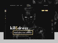 OFSHNN - kill&dress by Robert Berki