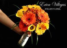 Gerberas y calas de Erica Villegas Atelier Floral | Foto 19