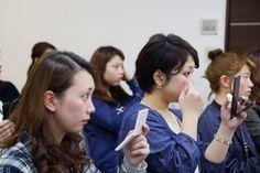 【ヴィーナスアカデミー】化粧師(けわいし)AYUMO講師直伝!人生が変わる「顔相開運向上メイクアップ