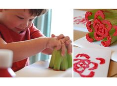 Valentine's Day crafts with kids