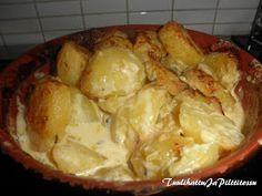 Potato Salad, Recipies, Veggies, Food And Drink, Potatoes, Vegetarian, Cheese, Snacks, Meat