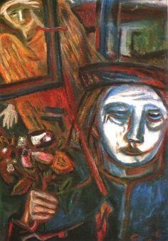 Imre Amos (Jewish-Hungarian:1907-1944)