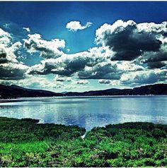 Bala Lake North Wales Uk