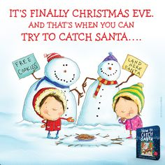A giggly I-can't-wait-for-Christmas book that your littlest ones will adore—perfect for their stockings! Christmas Books, Christmas Treats, Christmas Holidays, Xmas, Good Books, My Books, Little Free Libraries, Your Teacher, Read Aloud