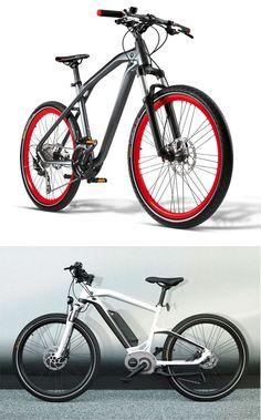 BMW lança nova coleção de bicicletas