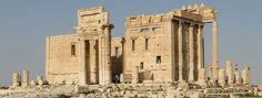La ONU confirma la destrucción del templo de Bel en Palmira