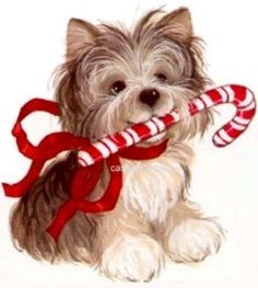512 Best Christmas Dog Clipart Images On Pinterest In 2019 Xmas