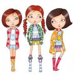 Character Design  Jo Taylor Designs